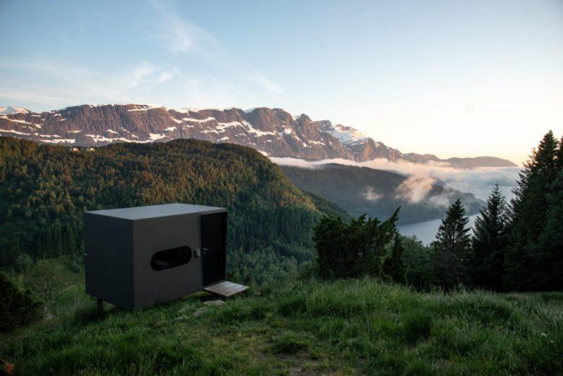 5 lugares en Airbnb con vista espectacular - foto-1-birdbox-en-vestland-noruega-5-airbnbs-si-estasa-buscando-una-vista-espectacular