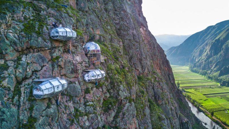 5 lugares en Airbnb con vista espectacular - foto-1-skylodge-adventure-suites-en-urubamba-peru-5-airbnbs-si-estasa-buscando-una-vista-espectacular