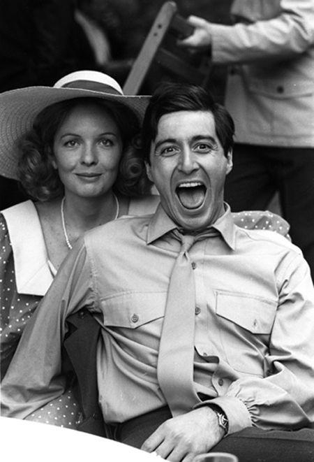 Al Pacino, la leyenda de Hollywood, cumple 81 años - foto-3-al-pacino-la-leyenda-de-hollywood-cumple-81-ancc83os-diane-keaton