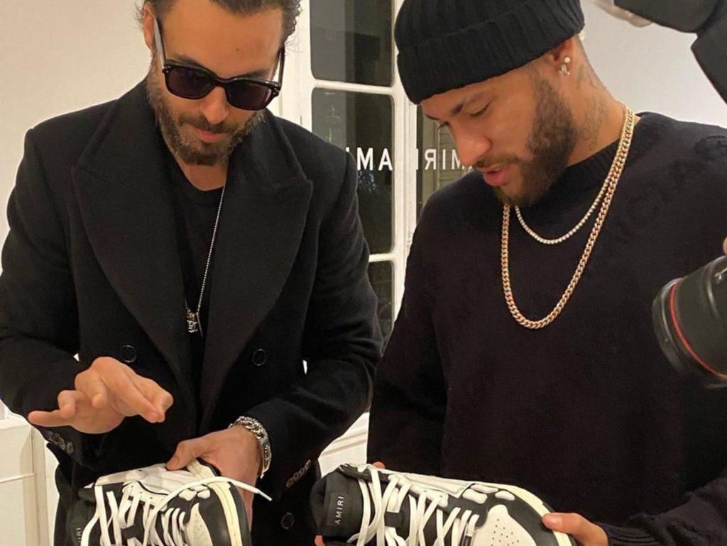 Mike Amiri, el diseñador más prometedor del 2021 - Mike Amiri fashion menswear 1