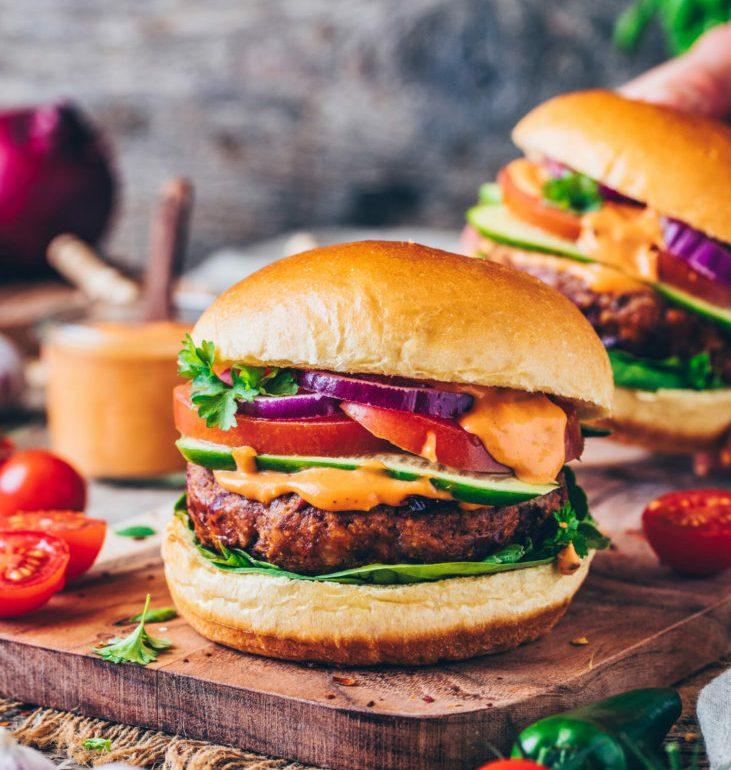 Vegan burgers, los mejores lugares en la CDMX para disfrutarlas - PORTADA Vegan Burgers, los mejores lugares enla CDMX para disfrutarlas