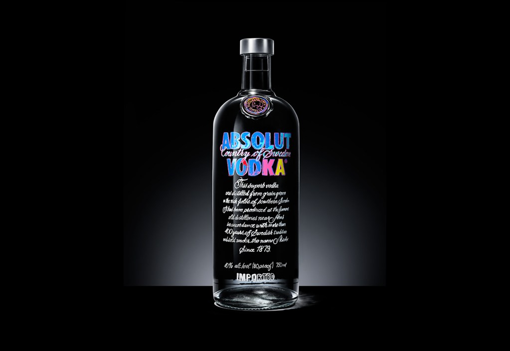 The Absolut Warhol Limited Edition