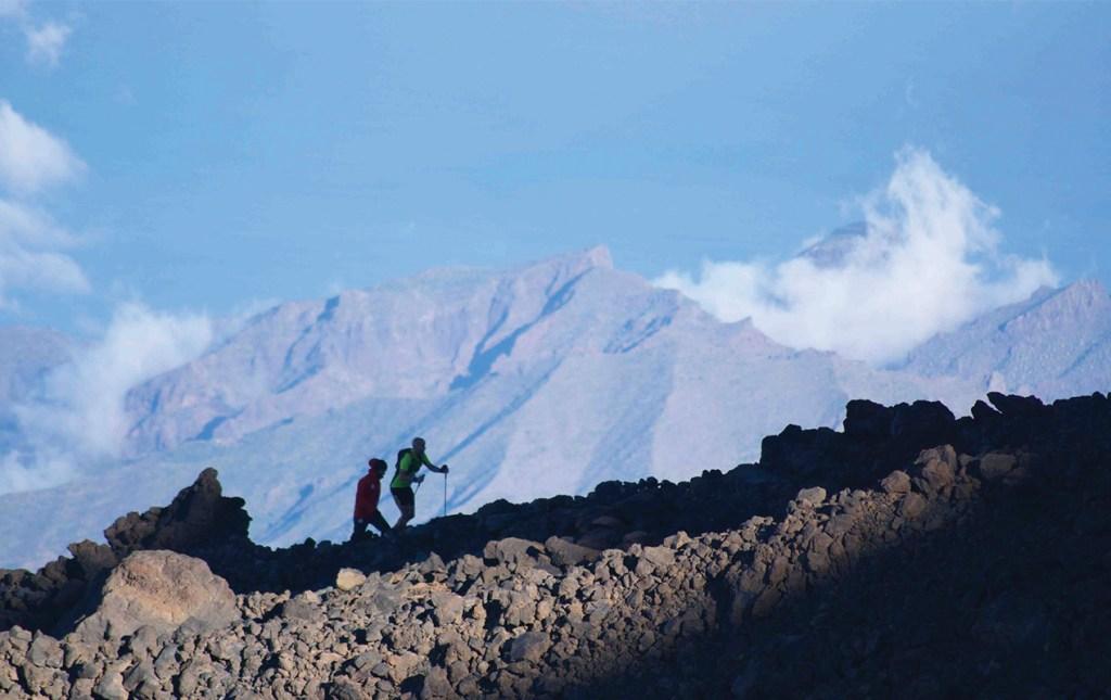 Maratón de Tenerife Correr en las Nubes