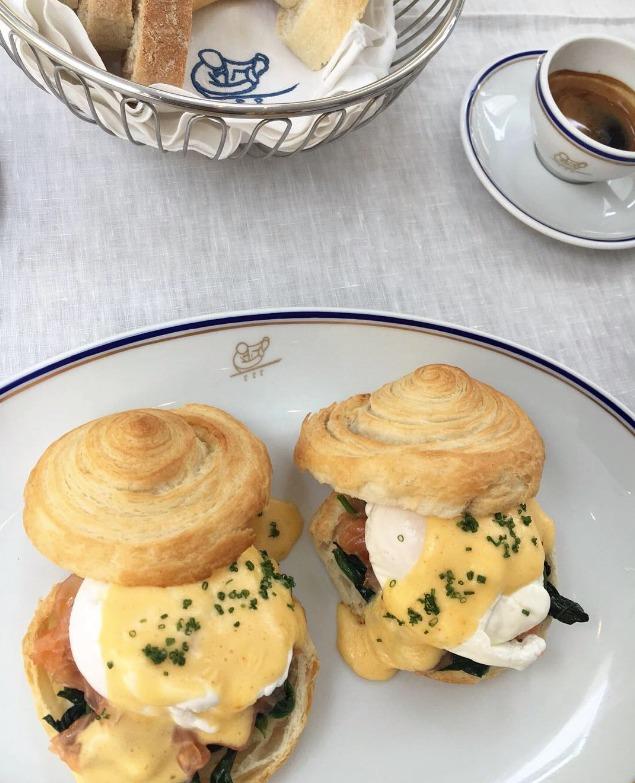 Mejores lugares para desayunar en el df - Cipriani
