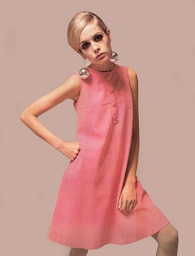 Evolución de la moda a través de los años - moda1960
