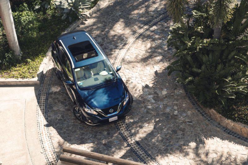 La nueva Nissan Murano 2019 - Nissan-Murano-3
