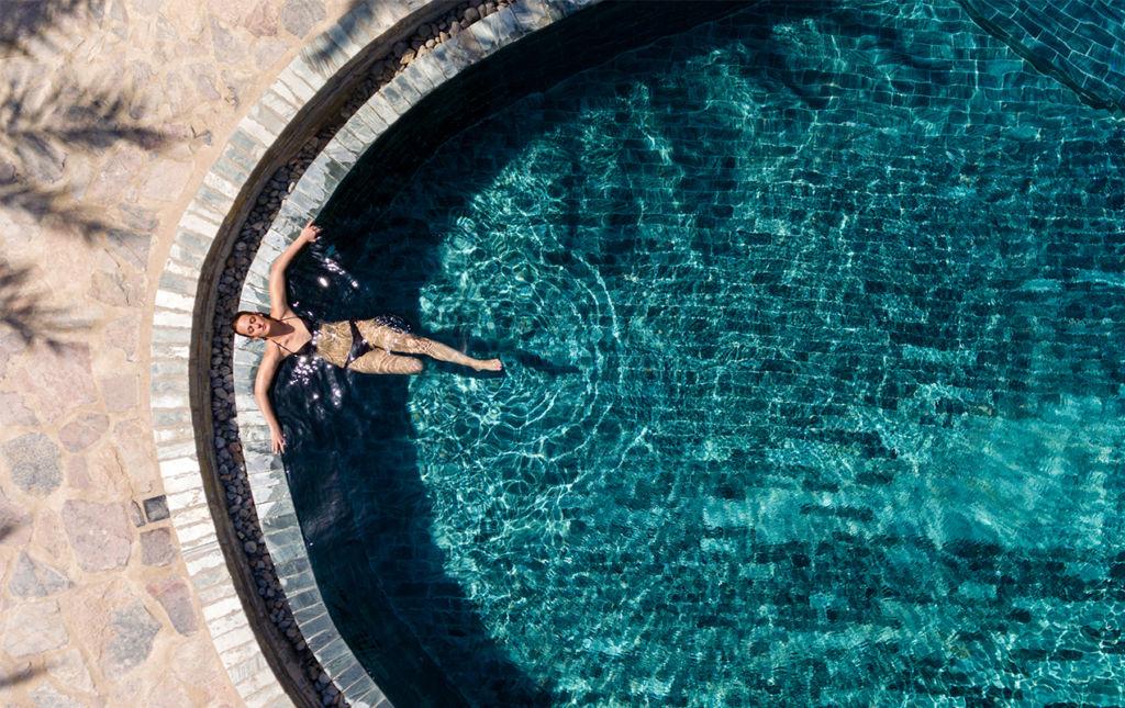 Six Senses Zighy Bay Resort. Lujo y relajación en el sureste de la península arábiga.