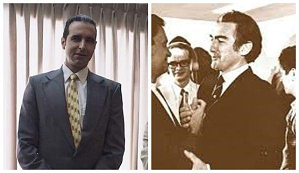 Personajes reales detrás de los actores de la serie de Luis Miguel. - Emilio-Azcarraga