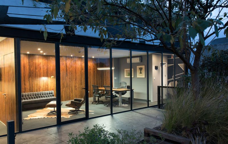 Arroyo Solís Agraz, firma mexicana de arquitectura y diseño - oficinas-prado-norte