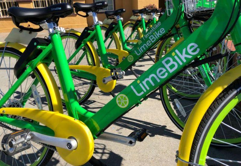 Uber y Alphabet invierten en Lime - 2-bicicletas-lime