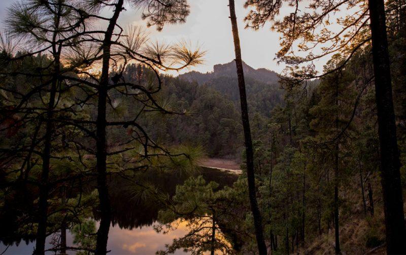 Conservation International, a favor de la naturaleza - lago-natural-atardecer