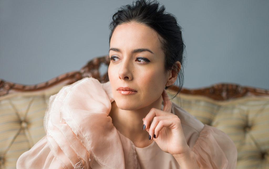 Cecilia Suárez, talentosa actriz mexicana