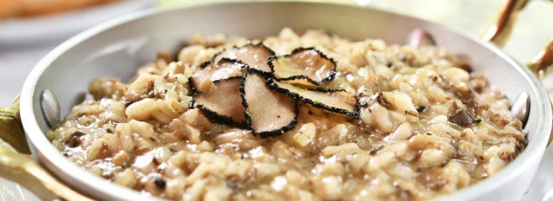 Recomendaciones para el fin de semana del 4 al 7 de octubre - restaurante-tartare-risotto-de-trufa