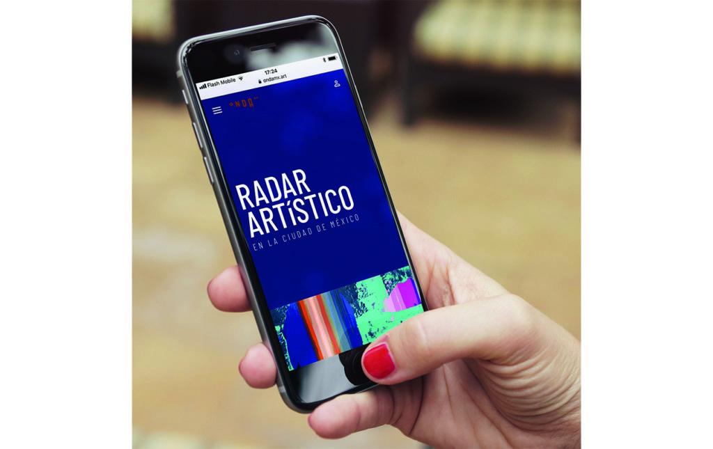 ONDA MX: Una plataforma dedicada a la escena artística de la Ciudad de México