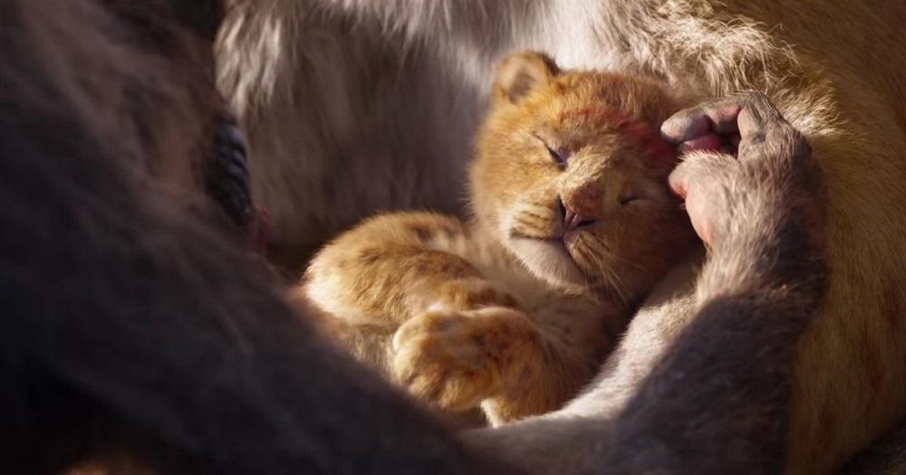 Regresa El rey león a la pantalla grande en su versión live action