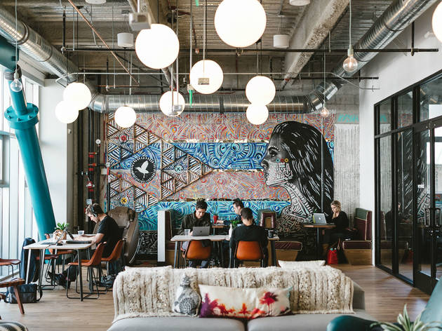 Los espacios más cool de coworking en la CDMX