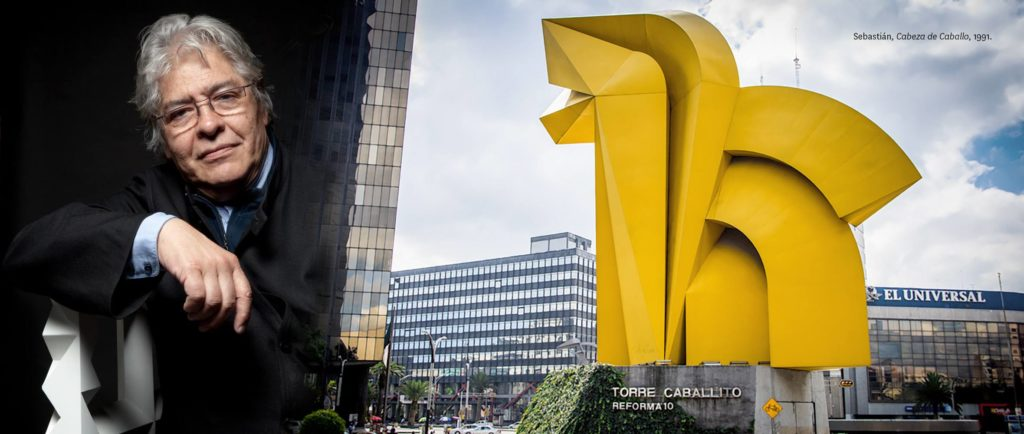 La Escuela de Artes de la Universidad Anáhuac México reconoce al escultor Sebastián