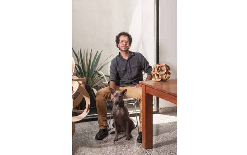 Pedro Cerisola y su estudio de diseño - design-profile