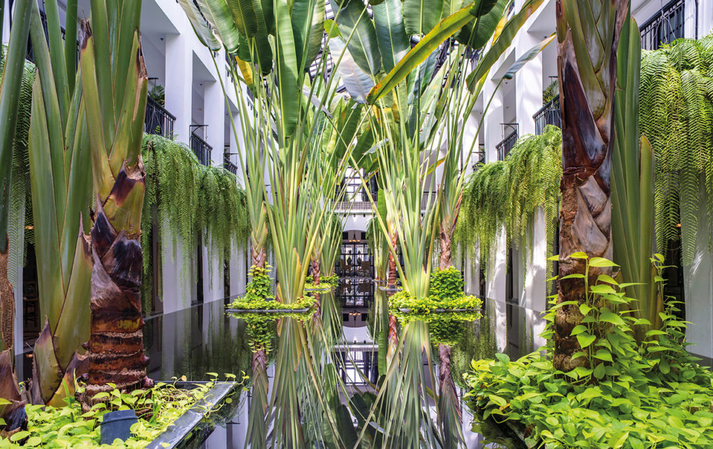 The Siam, la perla de Bangkok
