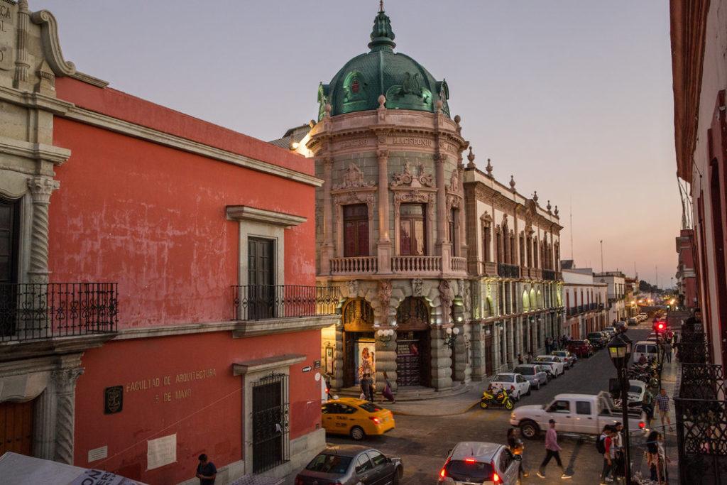 Guía para visitar Oaxaca