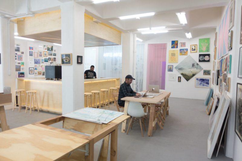 Casa Equis, una galería autogestionada por artistas, celebra su primer aniversario - hotbook20casa20equis20la20galeria20auto-ges-2