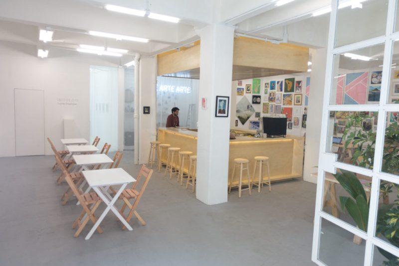 Casa Equis, una galería autogestionada por artistas, celebra su primer aniversario - hotbook20casa20equis20la20galeria20auto-ges-4