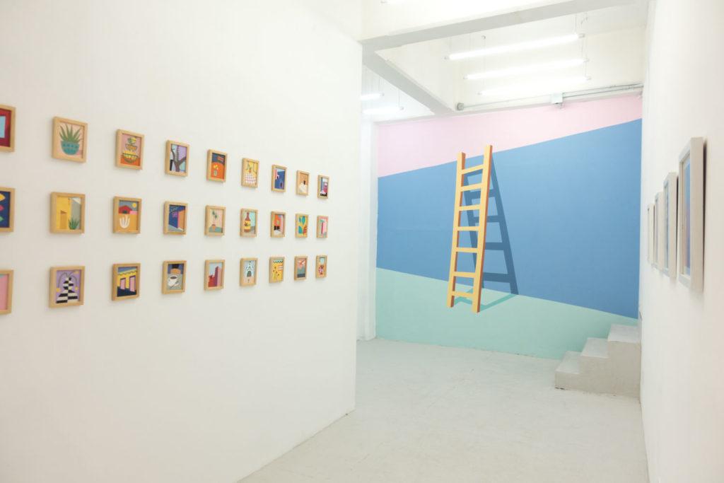 Casa Equis, una galería autogestionada por artistas, celebra su primer aniversario