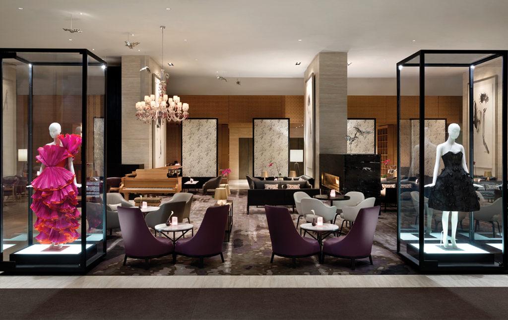 Hotel Shangri-La Toronto, un lujo asiático en Canadá