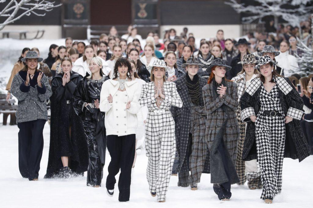 Las mejores pasarelas de Paris Fashion Week