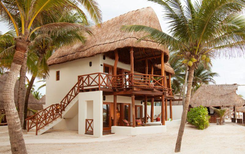 Mahekal Beach Resort, un paraíso en el Caribe mexicano - casa-villa-mahekal-vacaciones