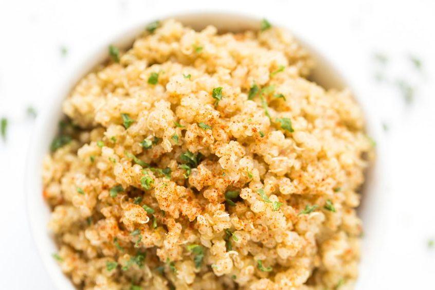 5 deliciosas recetas con quinoa