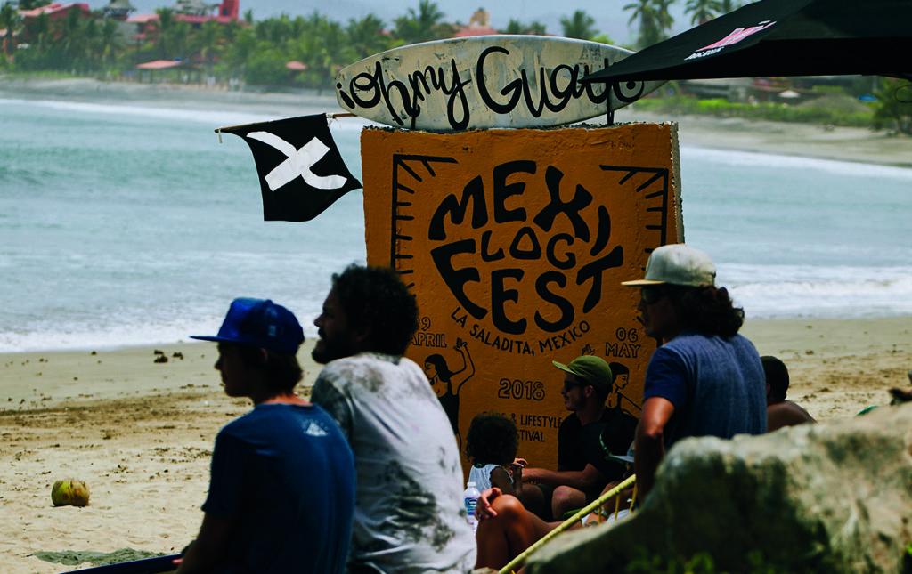 Mexi Log Fest: el paraíso del surf y la música