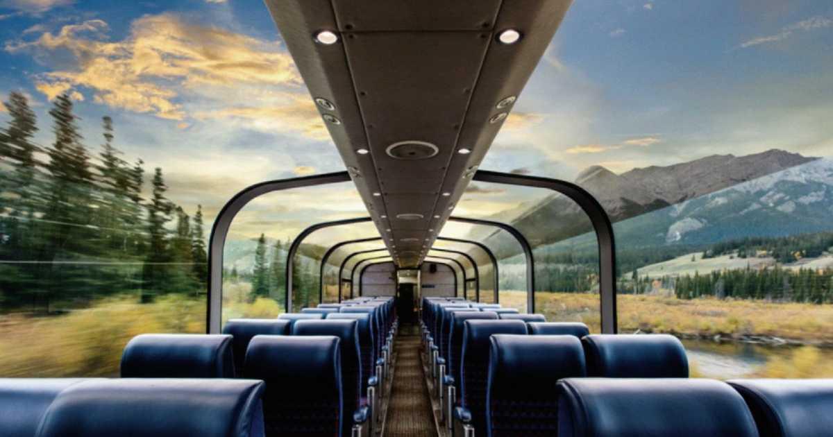 Los viajes en tren más sorprendentes