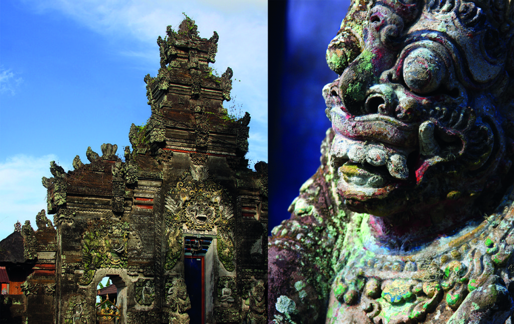 Bali, conocida también, y no por nada, como la isla de los dioses.