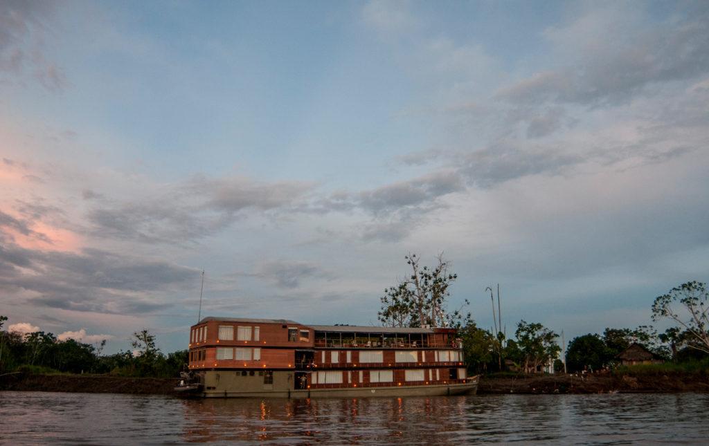 Amazonas en primera clase