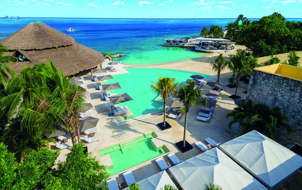 Presidente InterContinental Cozumel Resort & Spa, un paraíso en el Caribe mexicano