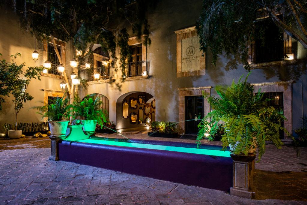 Hotel Mesón de Santa Rosa, un paraíso en Querétaro