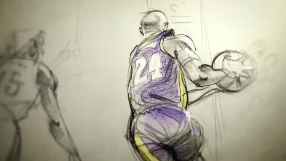 'Dear Basketball', el cortometraje de Kobe Bryant que ganó un Óscar