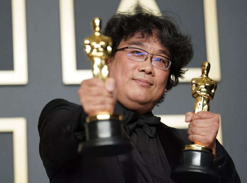 Parasite de Bong Joon-ho gana mejor película y hace historia en los Óscar 2020