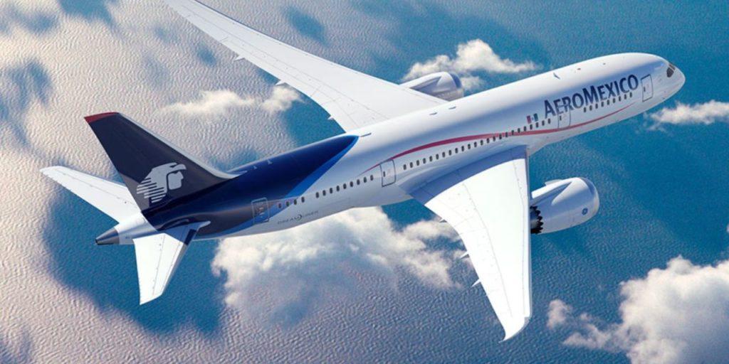 Conoce todas las medidas y acciones que Aeroméxico ha tomado ante el COVID-19