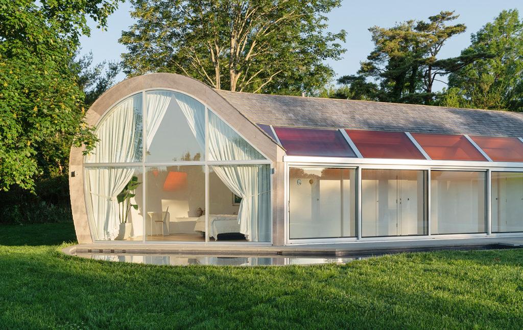 Casa Cocoon por NEA Studio