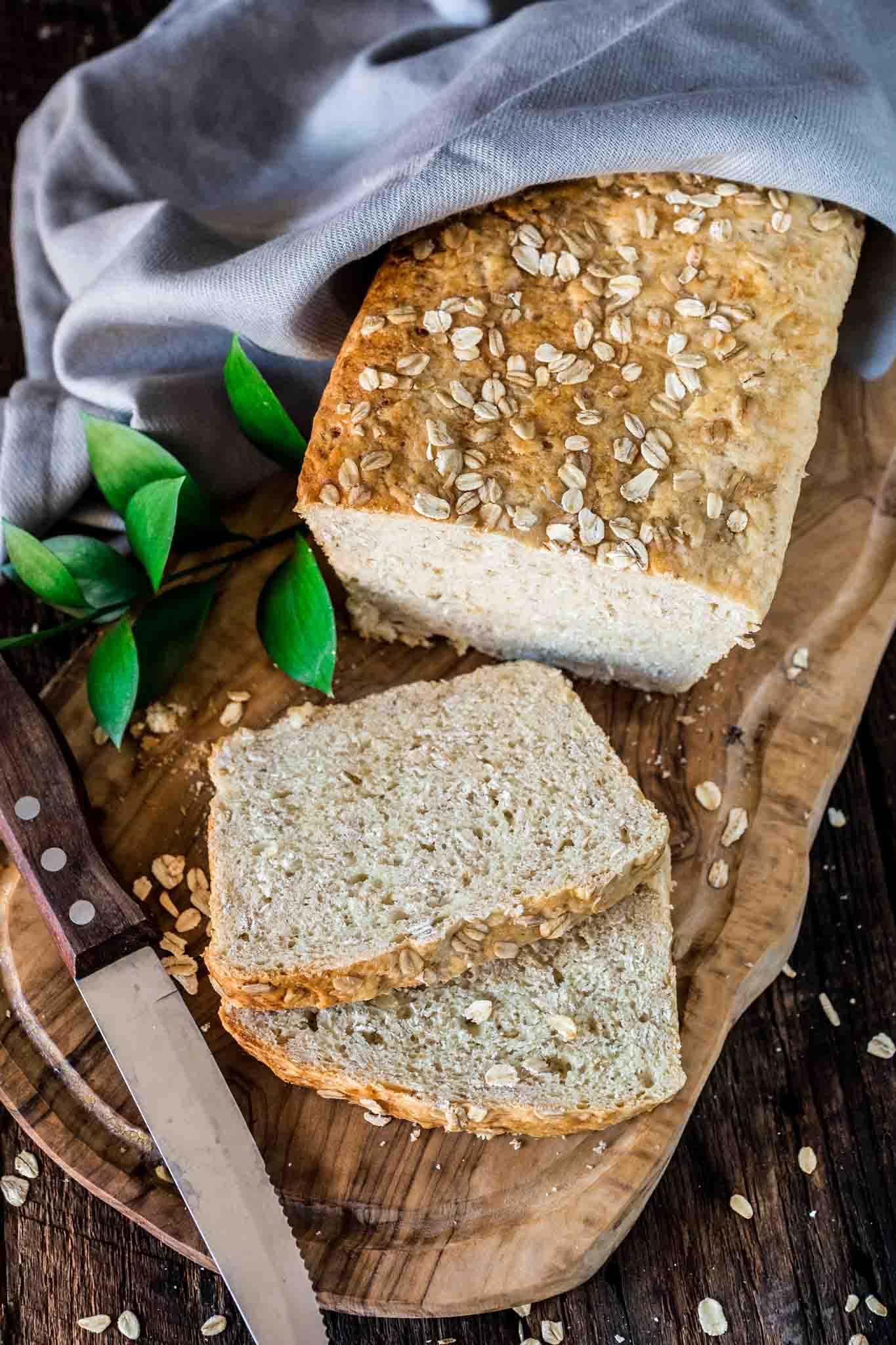 ¡Hornea tu propio pan! Una receta de pan de Avena Quaker® y miel para disfrutar con tus seres queridos