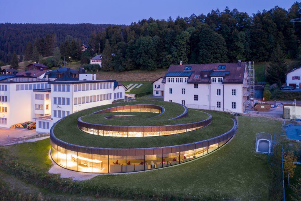 El Museo Atelier Audemars Piguet en Le Brassus