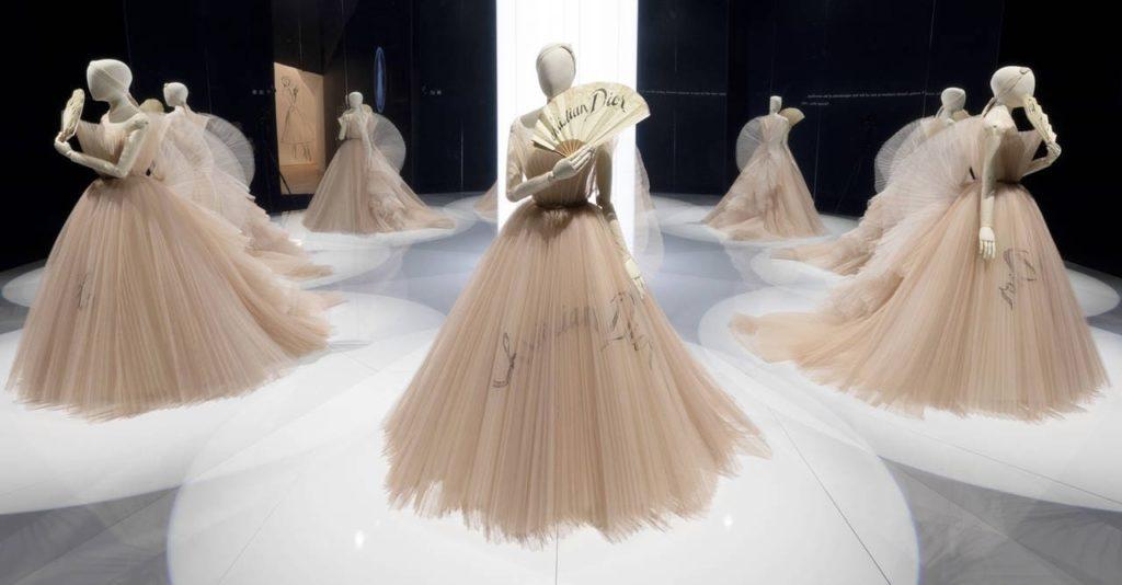"""""""Christian Dior: Designer of Dreams"""", la exclusiva muestra que podrás disfrutar en casa"""
