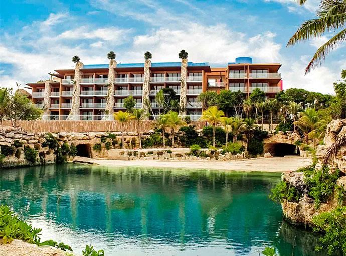 Piensa en México, la nueva campaña del Hotel Xcaret