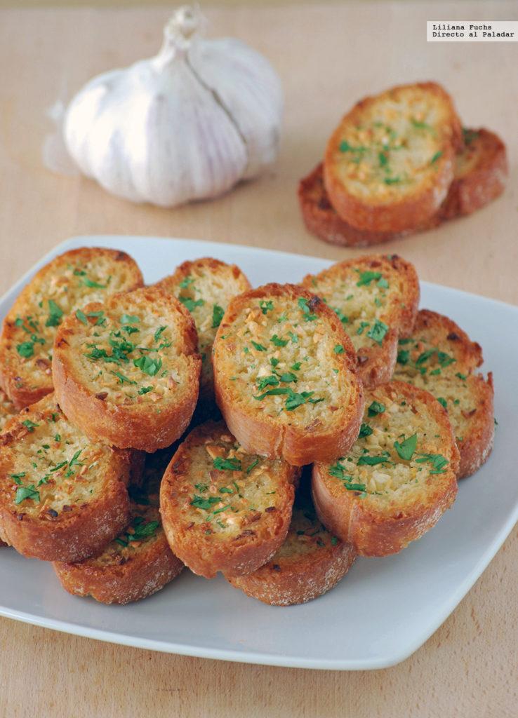 Exquisitas recetas para hacer garlic bread - 3-exquisitas-recetas-para-hacer-garlic-bread-pan-de-ajo-y-parmesano