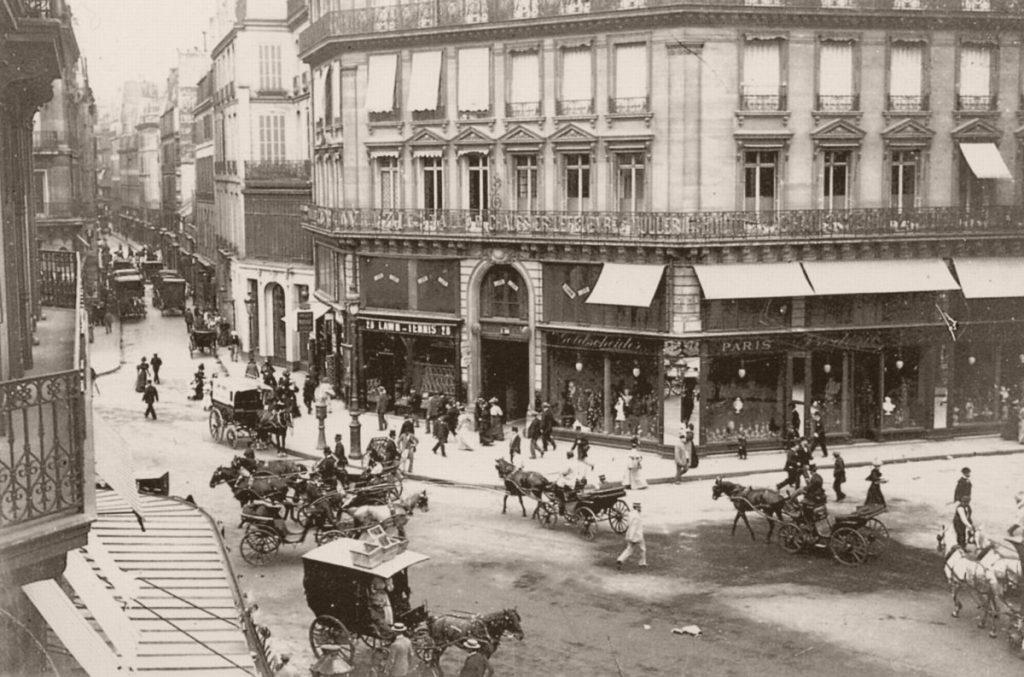 Hot Travel Series: París 1890-1950