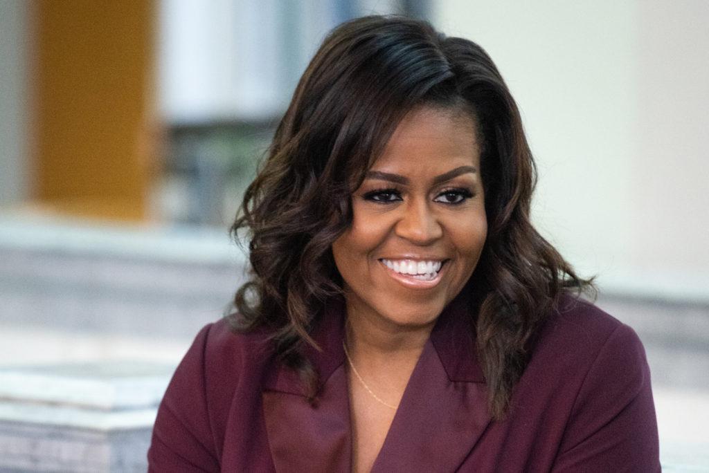 Todo lo que tienes que saber sobre el nuevo podcast de Michelle Obama