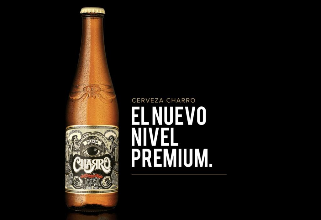 Cerveza Charro Pilsner, el nuevo orgullo mexicano