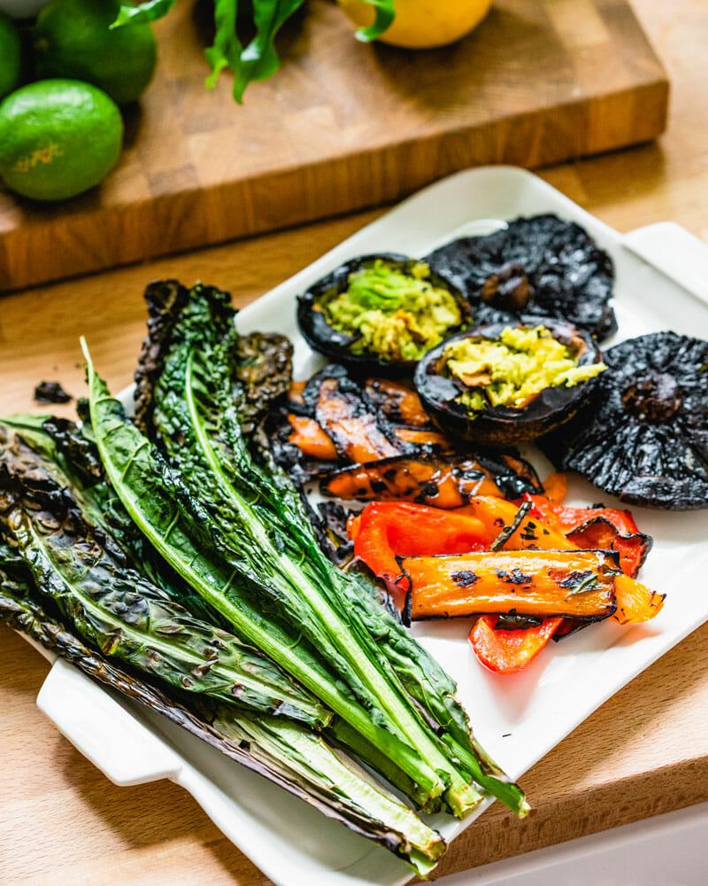 101: el asado vegetariano perfecto